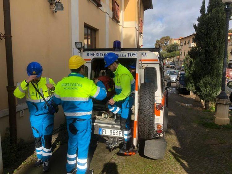 Esercitazione alla Funicolare di Montenero, in vista della riapertura: tutto torna alla normalità