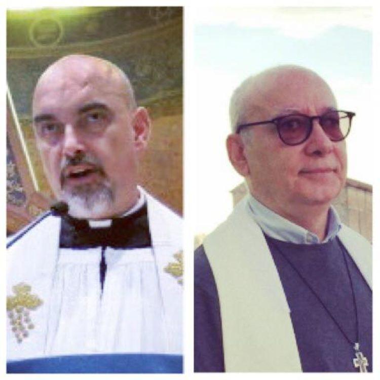 Festeggiare due compleanni in un colpo solo: Don Luca e Don Raffaello