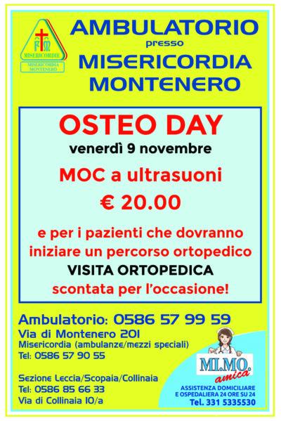 Ambulatorio: le nostre offerte per il mese di Novembre
