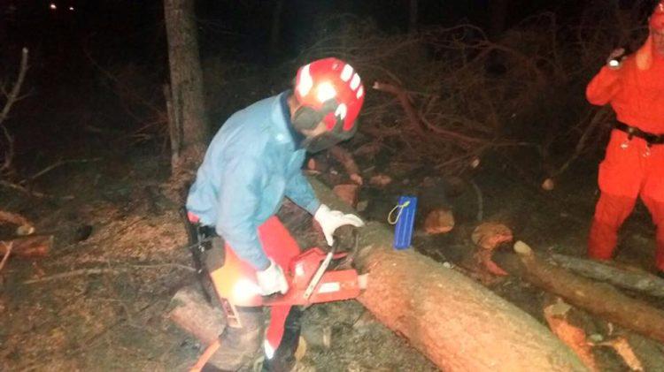 Ancora un altro intervento per la squadra Antincendio (AIB), questa volta a Castiglione della Pescaia