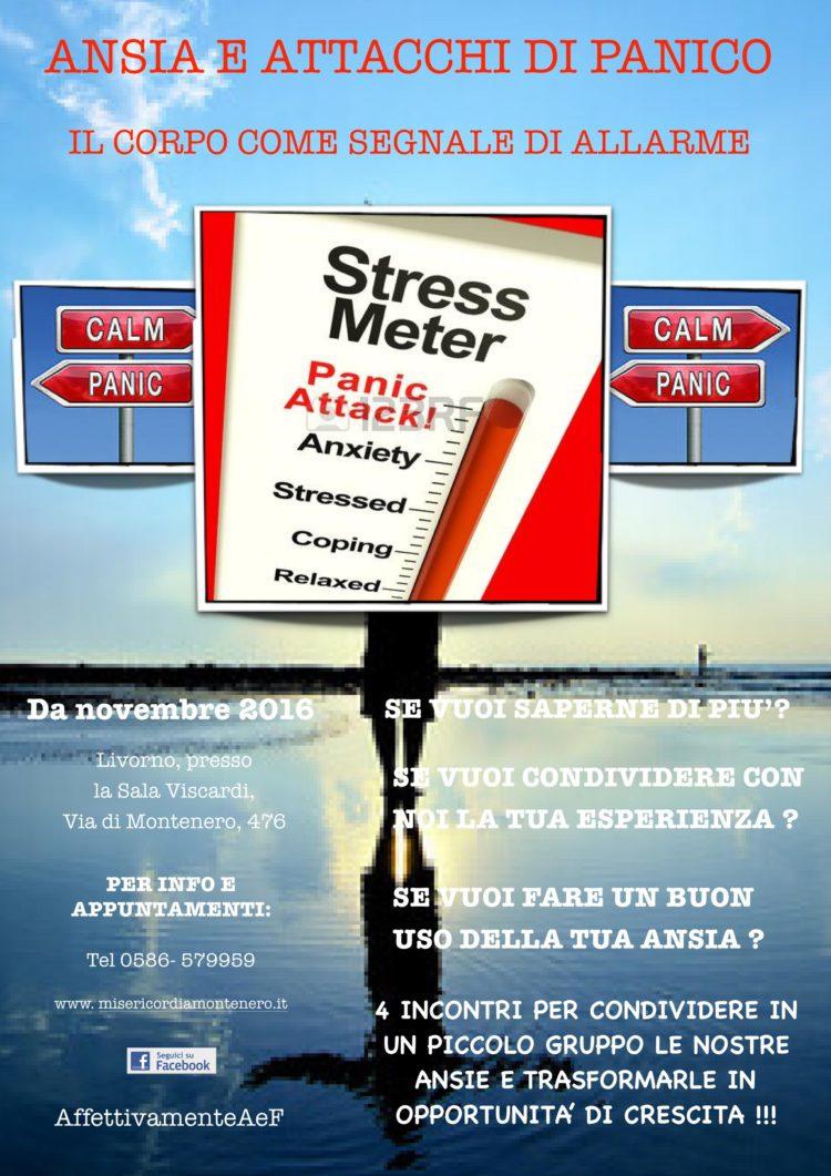 Da Novembre Corsi e incontri di Psicologia alla Misericordia di Montenero