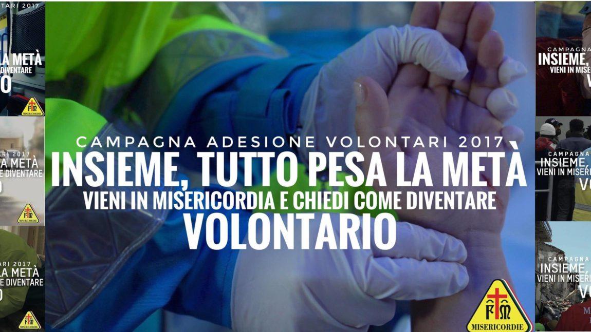 Diventa Socio della Misericordia di Montenero !