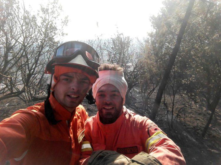 Cominciata la stagione degli incendi: AIB Mimo primo intervento