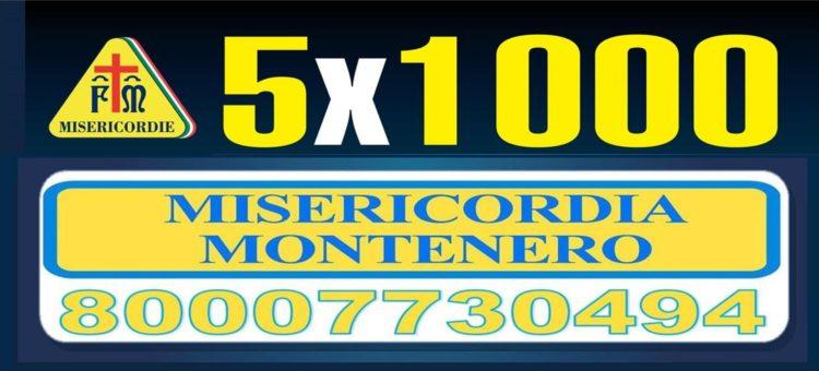 Il tuo 5*1000 alla Misericordia di Montenero