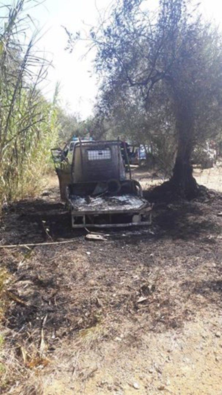 Squadra Aib Misericordia di Montenero: allertati di nuovo in via del Littorale