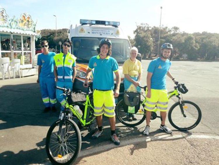 L'unità ciclistica della Misericordia di Montenero si rafforza e prosegue la propria attività