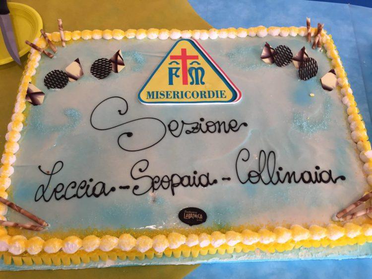 """Ufficialmente aperta la nuova Sezione """"Leccia – Scopaia – Collinaia"""" della Misericordia di Montenero"""