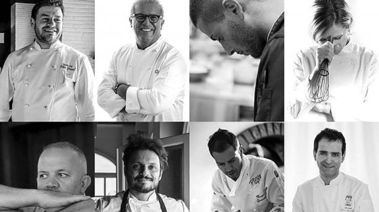 """""""Repubblica – Firenze"""" : """" …. E le Stelle non stanno a guardare …. """" I grandi Chef in cucina per solidarietà: 16 Novembre da Biostè a Guasticce"""