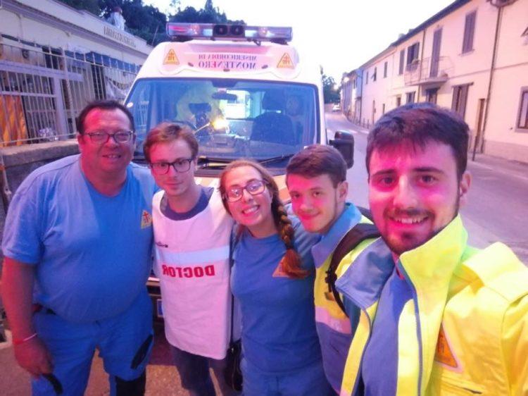 Misericordia di Montenero: gli eventi trascorsi  5) Rally dell'Elba