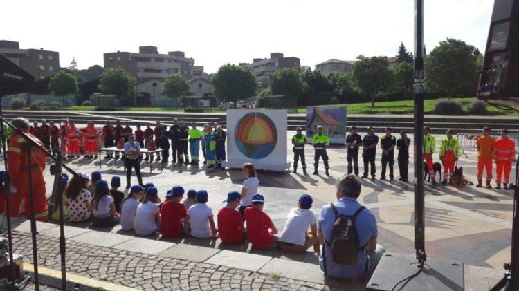Misericordia di Montenero: gli eventi trascorsi  2) Esercitazione di Protezione civile