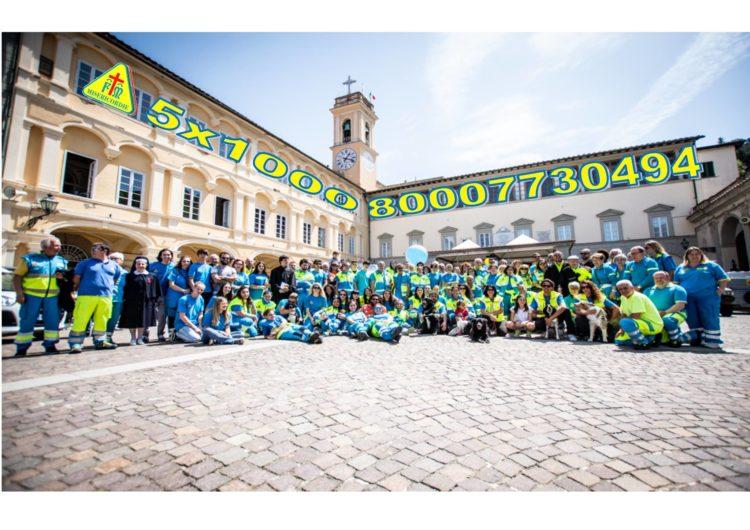 Misericordia di Montenero: il messaggio di ringraziamento del Governatore