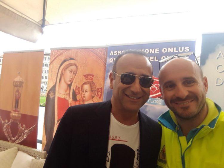 "Un intenso week end/1  : Firenze, presentazione ""Olimpiadi del Cuore"""