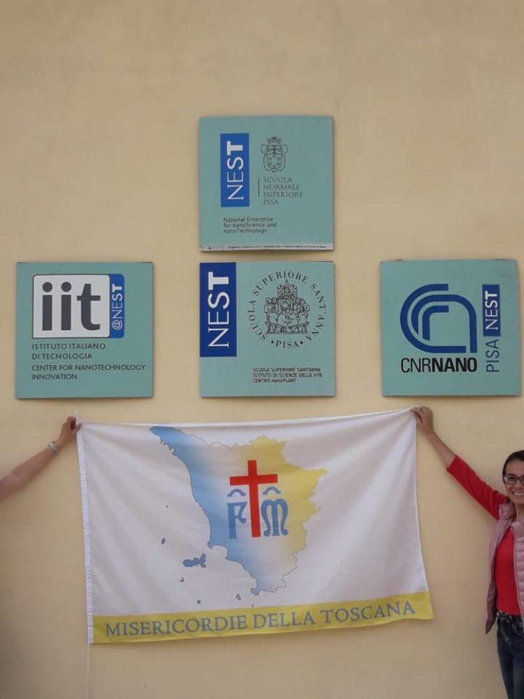 Corso Bls-D: La Misericordia di Montenero al N.E.S.T (Scuola Normale Superiore Pisa)