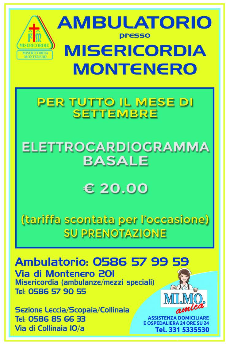 Ambulatorio: le nostre offerte per Settembre