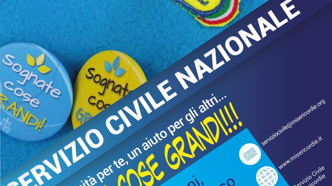 Servizio civile alla Misericordia di Montenero: le graduatorie definitive