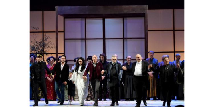 """Progetto: """"Anziani Fragili"""" – Gli anziani a Teatro a vedere la Madama Butterfly"""